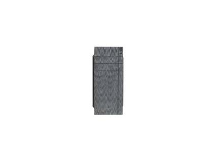 AKY AK34BK Akyga Micro ATX PC skříň AK34BK 1x USB 3.0 černá w/o PSU