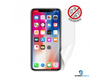Screenshield Anti-Bacteria APPLE iPhone X folie na displej