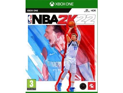 XOne - NBA 2K22