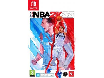 NS - NBA 2K22