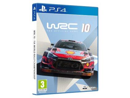 PS4 - WRC 10