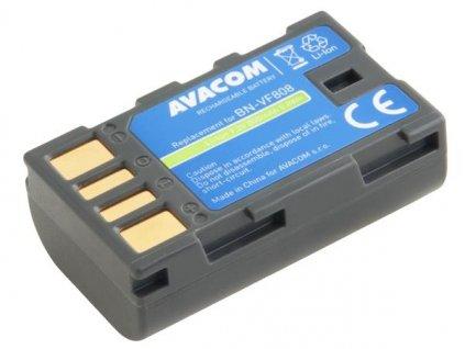 Náhradní baterie AVACOM JVC BN-VF808, VF815, VF823 Li-Ion 7.2V 800mAh 5.8Wh