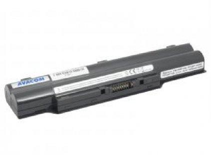 Náhradní baterie AVACOM Fujitsu LifeBook E782, S762, S792 Li-Ion 10,8V 5200mAh 56Wh