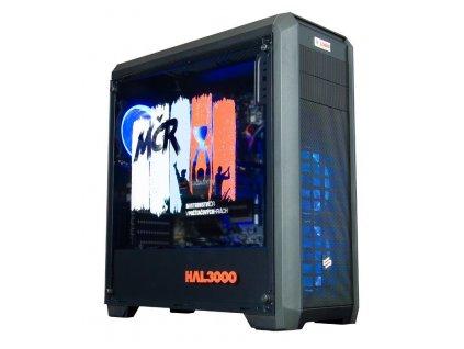 HAL3000 MČR Finale 2 Pro 3060 Ti / AMD Ryzen 5 3600/ 16GB/ RTX 3060 Ti/ 1TB PCIe SSD/ W10