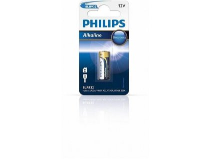 Philips baterie 8LR932 (23A), alkalická - 1ks