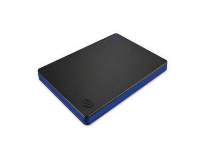 Seagate PlayStation Game Drive, 4TB externí HDD, USB 3.0, černo/modrý