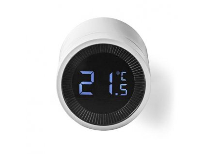 Zigbee ovládání radiátorů
