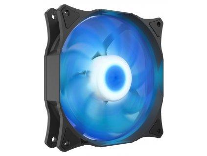 SilentiumPC přídavný ventilátor Stella HP RGB 120PWM/ 120mm fan/ HBS/ ultratichý