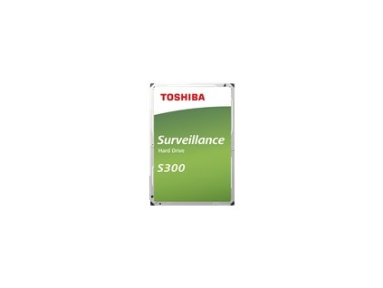 TOSHIBA HDWT380UZSVA Toshiba S300 HDD 3.5, 8TB, SATA/600, 7200RPM, 256MB cache
