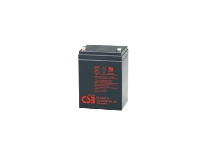 CSB HR1221W F2 rechargeable battery HR1221W F2 12V/5.1Ah