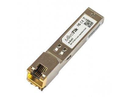 MikroTik SFP modul S-RJ01, RJ-45, 100m, 1.25Gbit