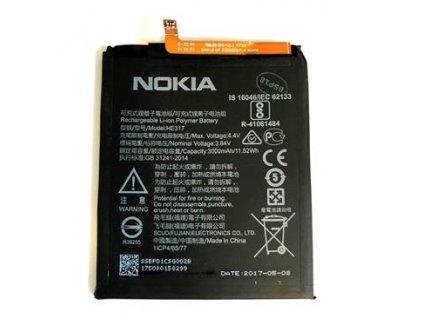 Nokia Baterie HE317 3000mAh Li-Ion (Bulk)