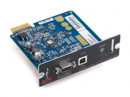 APC komunikační karta SmartSlot Legacy (podpora protokolu UPSLink)