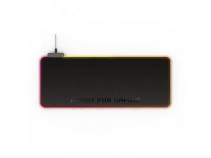 ENERGY Gaming Mouse Pad ESG P5 RGB (herní podložka XL, povrch odpuzující tekutiny, přídavný USB port, RGB osvětlení)