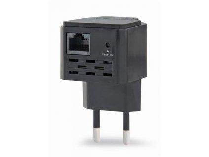 Gembird Eth WIFI repeater WNP-RP300-03 300 Mbps, černý