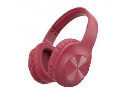 Hama Bluetooth sluchátka Calypso, uzavřená, červená