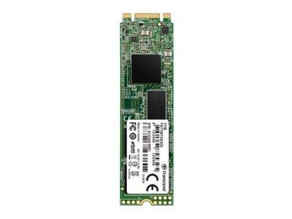 TRANSCEND MTS830S 1TB SSD disk M.2, 2280 SATA III 6Gb/s (3D TLC), 560MB/s R, 500MB/s W
