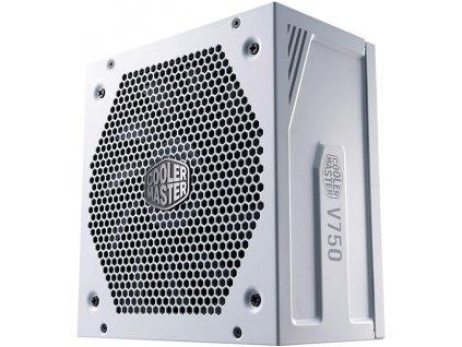 Cooler Master zdroj V750 GOLD-V2 WHITE EDITION MODULAR 80+ GOLD