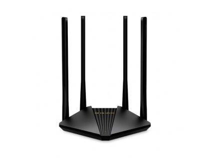 Mercusys MR30G AC1200 WiFi Gb router, 2xLAN, 1xWAN , 4x pevná anténa