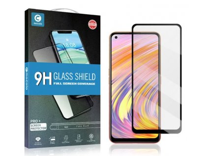 Mocolo 5D Tvrzené Sklo Black pro Samsung Galaxy A03s