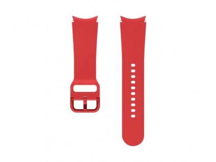 Samsung Sportovní řemínek (20 mm,S/M) Red