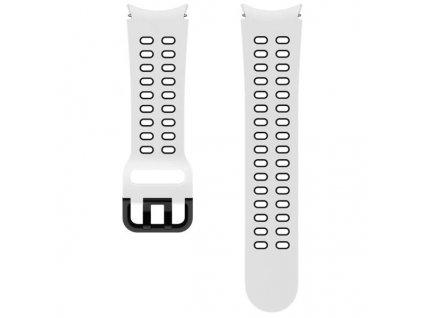 Samsung Sportovní řemínek Extreme(20 mm,S/M) WHITE