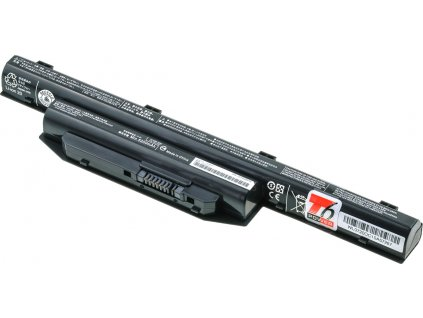 Baterie T6 power Fujitsu LifeBook A555, 5200mAh, 56Wh, 6cell