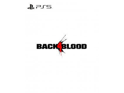 PS5 - Back 4 Blood Special Edition