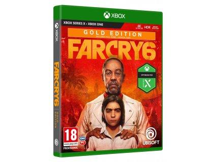XONE/XSX - Far Cry 6 GOLD Edition