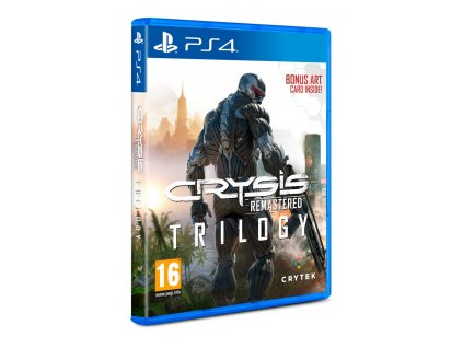 PS4 - Crysis Trilogy Remastered