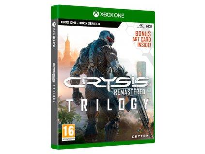 XONE - Crysis Trilogy Remastered