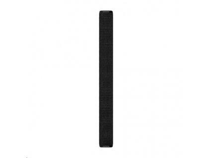 Garmin řemínek pro Enduro - UltraFit 26, nylonový, černý, na suchý zip