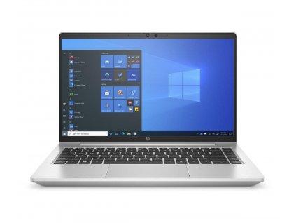 HP ProBook 640 G8 i3-1125G7 14FHD UWVA 400 CAM, 8GB, 256GB, WiFi ax, BT, FpS, backlit keyb, Win10Pro
