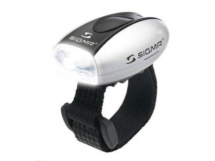 Sigma světlo na kolo MICRO bílá / přední světlo LED-bílá