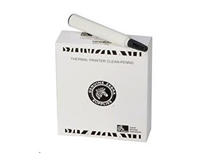 Zebra čisticí pero na tiskové hlavy, 12ks