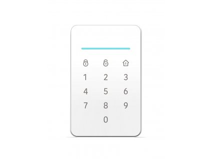 Klávesnice iGET SECURITY M3P13v2 bezdrátová s RFID čtečkou pro alarmy M3 a M4