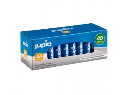 Baterie Jupio Alkaline balení 40ks (AA tužkové)