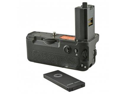 Baterry Grip Jupio pro Sony A9 II / A7R IV (2x NP-FZ100)