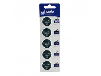 Baterie Jupio CR2450 3V 5 ks