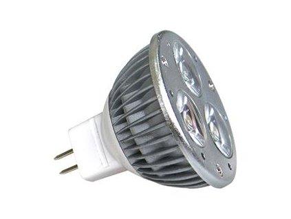 Žárovka POWER LED POWER MR16 3x1W-WW