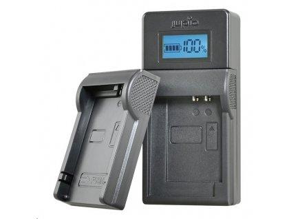Nabíječka Jupio USB Brand Charger Kit pro Nikon / Fuji / Olympus