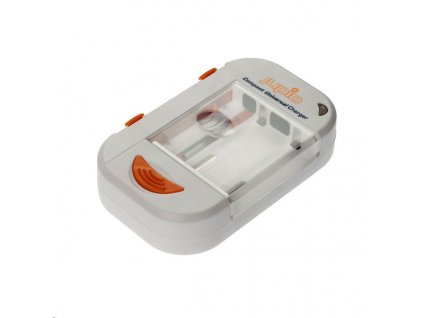 Nabíječka Jupio kompaktní pro AA / AAA/ Li-Ion baterie