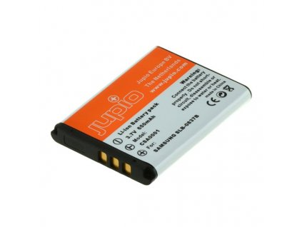 Baterie Jupio SLB-0837B pro Samsung 650 mAh
