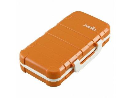 Pouzdro Jupio BatMem Case pro baterie a paměťové karty