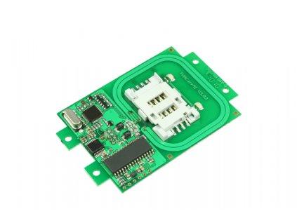 Čtečka Elatec TWN3 Multi ISO, RFID čtečka karet 13,56MHz, bez krabičky