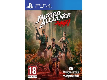 PS4 - Jagged Alliance Rage