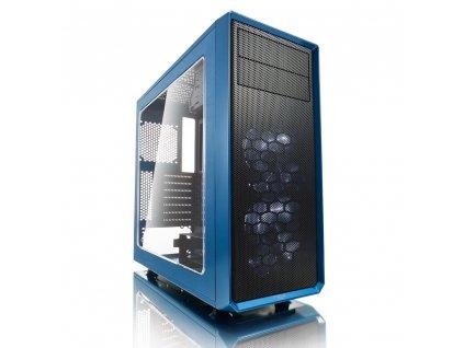 Fractal Design Focus G modrá (okno)