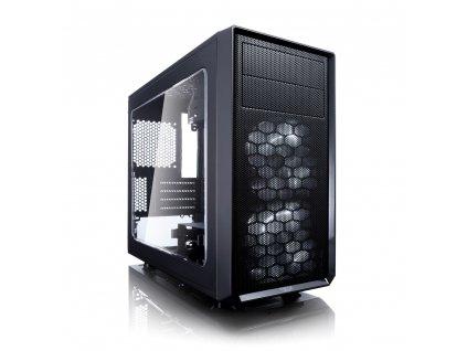 Fractal Design Focus G Mini černá (okno)