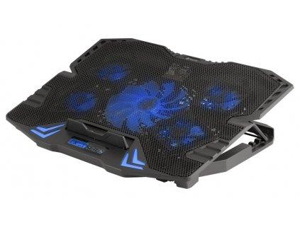 NGS Gaming Chladič notebooků GCX-400/ LCD