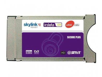 SMIT dekódovací CA modul IRDETO CI+ (pro karty Skylink, CS Link)
